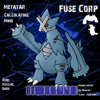 FUSE Corp - Metatar by Mackinz