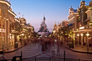 DisneyLand by Hazza3
