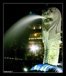 Merlion II by yadayada