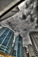 A Storm on Sydney by photorealm