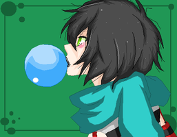 .: Bubble Boy :. by sonxfanchara