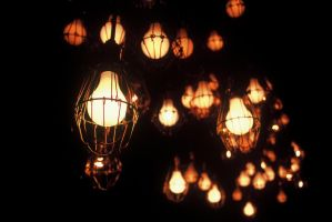 lights by redgreenboo