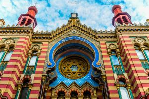 Jubilee Synagogue by MarinCristina