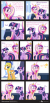 Comic Block: Distractions by dm29