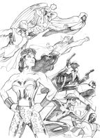 DC Classics: JSA 03032012 by guinnessyde