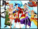 OPUWR Wallpaper Strawhat Pirates version by Theahj90