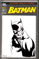 Sketch Cover Batman Bust SOTD by RobertAtkins