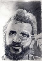 Ringo Starr by JustinThymePendragon