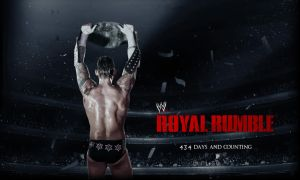 CM Punk Rumble by Photopops