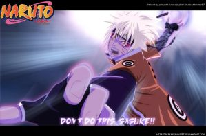 Hokage Naruto Uzumaki - Orange Thunder of Konoha by Darkartmind87