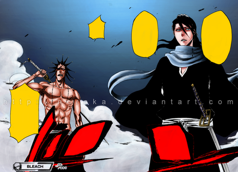 BLEACH, 379 last page -COLOR- by Noraka