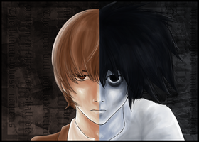 More Death Note by baby-alien91