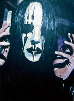 Joey Jordison-Revised by slipknotcrow