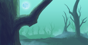 First Forest by SzGfx