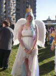 Princess Celestia Anime Boston 2012 by DantesTobari
