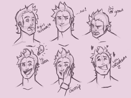 Admonx: Expressions by toy-car