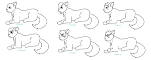 Cat Base by P-Pixie-Adopts-Bases