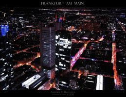 Frankfurt am Main by Lethalxr0se