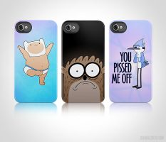 iPhone Designs #1 by entangle