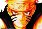 Naruto Uzumaki by Hidden-Treasury