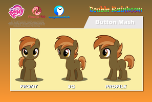 [Puppet] Button Mash - Background Character v1.0 by megamanhxh