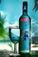 NEW Jaws drink by dilemmaniak