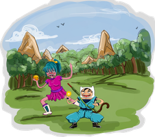 ADVENTURE BALL Z by Hierlihy