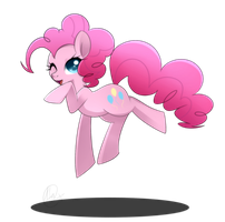 MLP - Pinkie Pie by haydee