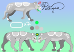 Pelligan the Evoloon Accepted 42617 by watarigarasu
