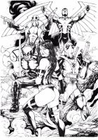X Force by Leomatos2014