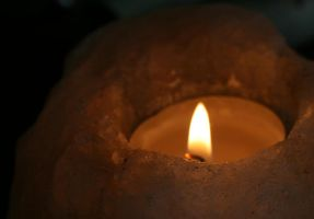 candle by zwergy