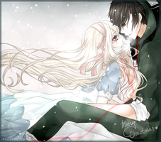 SS: Seto and Mary by silverblossoms