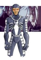 Gambit Symbiote by Abe-Whistler