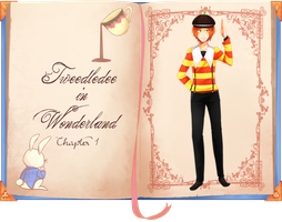 PW: Tweedledee by ayaring