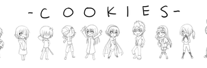 Cookies Part 1 by chiisai-saruchan