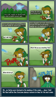 Stupid Link - Slingshot by Ginks