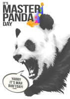 Panda Day by istian18kenji