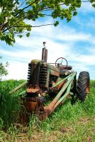 Tractor. by pierreblake