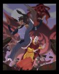 Legend of Korra by Spidersaiyan