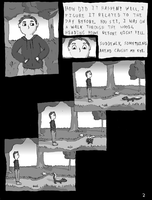 My Life As A Skunk Pg2 by Draygone