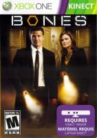 Bones Xbox One Game Cover by QuantumInnovator