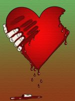 Zombie Love Colored by coloradogirl86
