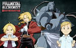 FMA Brotherhood by Link-LeoB