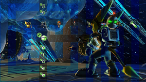 Ratchet and Clank by Ali4Chris