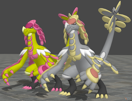 XPS Pokemon Sun and Moon Kommo-o