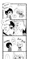 short comic with Alfred+Kiku by 666azarashi666