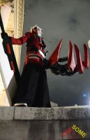 Ragna the Bloodedge by endless--rain