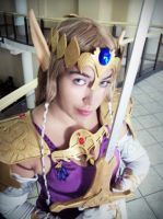 Princess Zelda by TatiAlex-chan