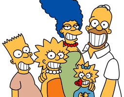 The Simpson Family Classic by Mighty355