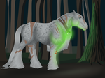 Glow In The Dark (AT With Ginger-Goddess) by ValiantShadow